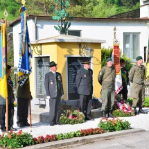 Bundesheer-Angelobung in Spital am Semmering 1