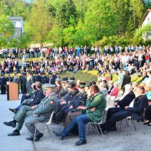 Bundesheer-Angelobung in Spital am Semmering 103
