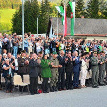 Bundesheer-Angelobung in Spital am Semmering 129