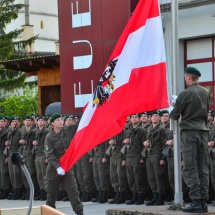 Bundesheer-Angelobung in Spital am Semmering 133
