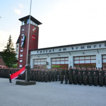 Bundesheer-Angelobung in Spital am Semmering 134