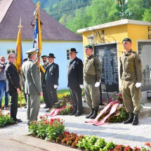 Bundesheer-Angelobung in Spital am Semmering 14