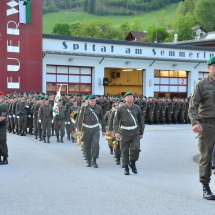 Bundesheer-Angelobung in Spital am Semmering 140