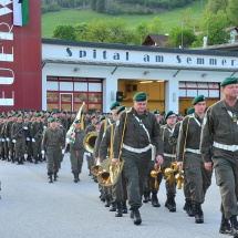 Bundesheer-Angelobung in Spital am Semmering 141