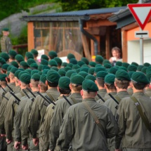 Bundesheer-Angelobung in Spital am Semmering 151