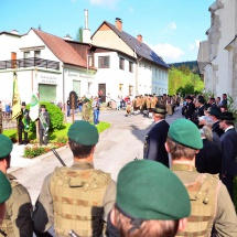 Bundesheer-Angelobung in Spital am Semmering 19