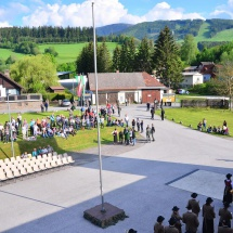 Bundesheer-Angelobung in Spital am Semmering 23