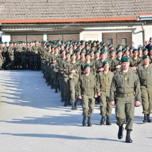 Bundesheer-Angelobung in Spital am Semmering 31