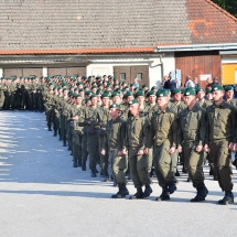 Bundesheer-Angelobung in Spital am Semmering 32