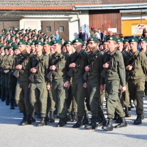 Bundesheer-Angelobung in Spital am Semmering 33