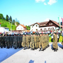 Bundesheer-Angelobung in Spital am Semmering 35