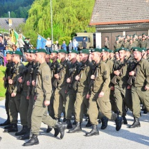Bundesheer-Angelobung in Spital am Semmering 36