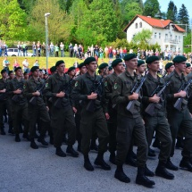 Bundesheer-Angelobung in Spital am Semmering 37