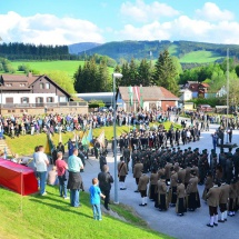 Bundesheer-Angelobung in Spital am Semmering 39