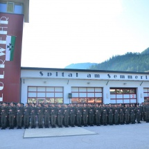 Bundesheer-Angelobung in Spital am Semmering 41