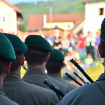 Bundesheer-Angelobung in Spital am Semmering 93
