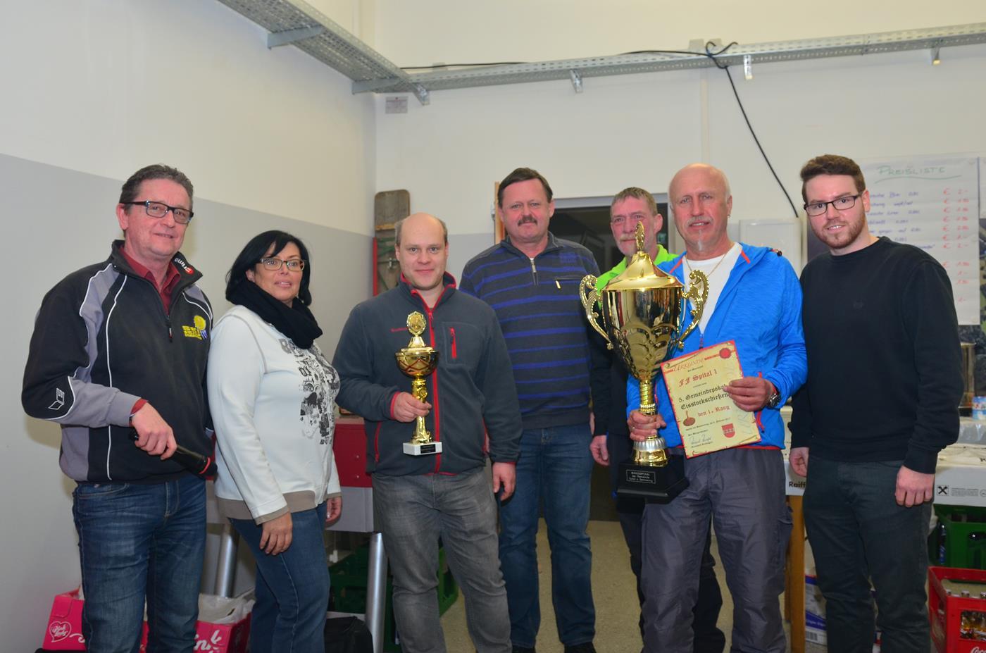 Gemeindepokal 2017 Siegerehrung 32
