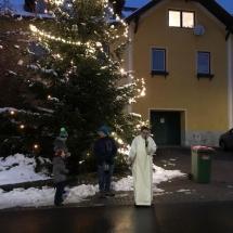 Adventfeier Steinhaus