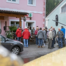 Spital Pfaffelsattel-Eröffnung Postbus Foto-PA