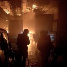 Feuerwehr Ausbildung 1