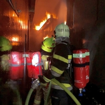 Feuerwehr Ausbildung 2