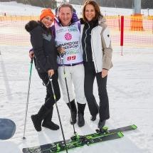 Sonja Kirchberger, Kurt Faist, Vera Russwurm